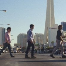 Una notte da leoni 3: Bradley Cooper, Justin Bartha, Zach Galifianakis e Ed Helms in una scena