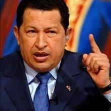 Una foto di Hugo Chávez