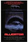 Alligator: la locandina del film