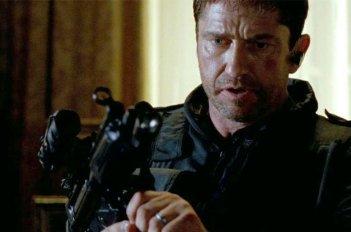 Attacco al potere - Olympus Has Fallen: Gerard Butler nei panni dell'agente segreto Mike Banning