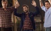 Jason Bateman, Charlie Day e Jason Sudeikis in Horrible Bosses 2