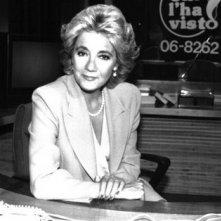 Chi l'ha visto? - Donatella Raffai, prima conduttrice dello storico programma di RaiTre.