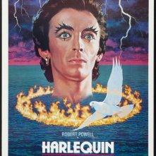 Harlequin: la locandina del film