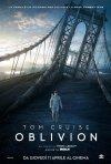Oblivion: il manifesto italiano del film
