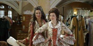 Rubinrot - Maria Ehrich e Justine Del Corte in una scena del film