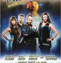 Space Milkshake: la locandina del film