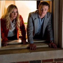 Ashley Tisdale e Ben Cornish in Scary Movie 5