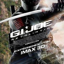 G.I. Joe: Retaliation: poster IMAX