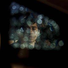 La città ideale: Luigi Lo Cascio in trasparenza in una suggestiva immagine tratta dal film