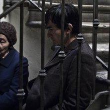 La città ideale: Luigi Lo Cascio, regista e interprete del film, in una scena con la madre Aida Burruano