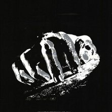 La mano: la locandina del film