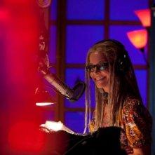 Le streghe di Salem: Sheri Moon Zombie nei panni della dj Heidi in una scena del film