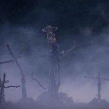 Le streghe di Salem: un'immagine del film di Rob Zombie