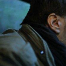 Midway - Tra la vita e la morte: Matteo Tosi in una concitata scena del film horror diretto da John Real