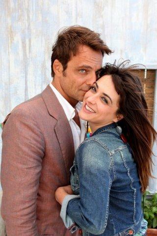 Passione sinistra: Alessandro Preziosi e Valentina Lodovini in una foto promozionale