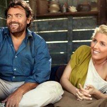 Sono un pirata, sono un signore: Eduardo Tartaglia e Veronica Mazza sul set