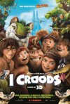 The Croods: la locandina italiana del film