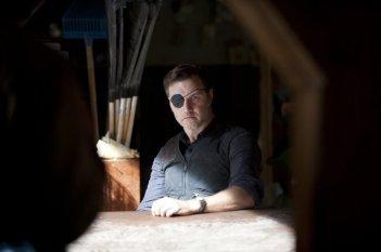 The Walking Dead: David Morrissey è il Governatore Philip nell'episodio Apri gli occhi