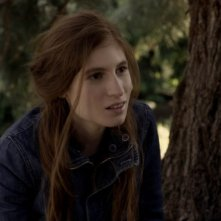 Agathe Bonitzer nel film Les Nuits avec Théodore