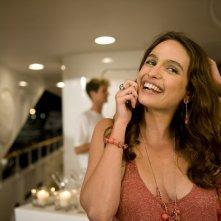 E' successo a Saint-Tropez: un bellissimo sorriso di Clara Ponsot tratto dal film