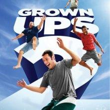 Grown Ups 2: la nuova locandina del film