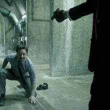 Welcome to the Punch: James McAvoy in una immagine del film