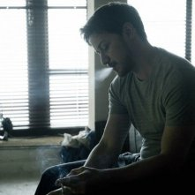 Welcome to the Punch: James McAvoy in una scena