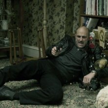 Welcome to the Punch: Mark Strong in una scena del film