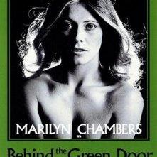 Behind the Green Door: la locandina del film