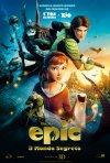 Epic: il teaser poster italiano del film