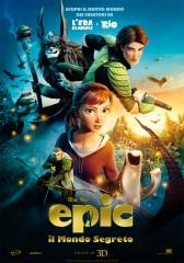 Epic – Il mondo segreto in streaming & download