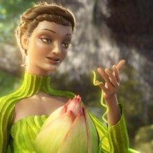 Epic: Tara in una scena tratta dal colorato film animato diretto da Chris Wedge