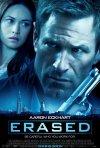 Erased: la locandina del film