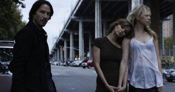 Generation Um: Keanu Reeves, Adelaide Clemens e Bojana Novakovic