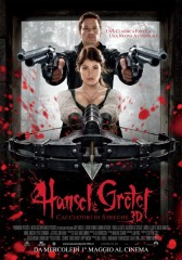 Hansel & Gretel – Cacciatori di streghe in streaming & download