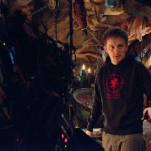 Hansel &Gretel - Cacciatori di streghe: il regista Tommy Wirkola sul set del film