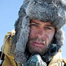K2: la montagna degli italiani: Massimo Poggio in una scena della fiction Rai