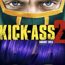 Kick-Ass 2: la locandina del film