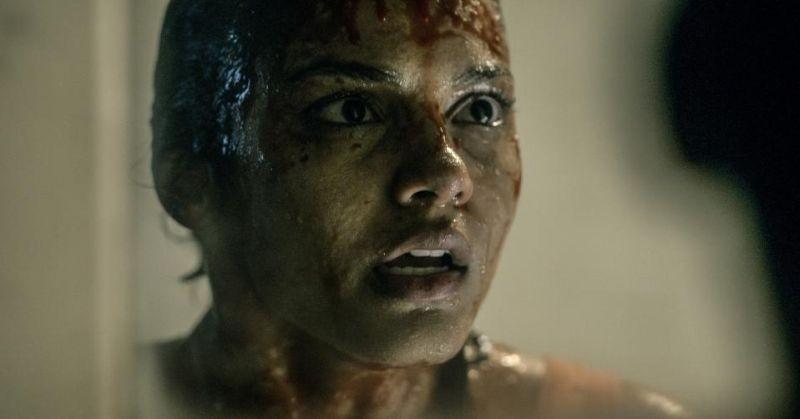 La Casa Jessica Lucas Insanguinata In Una Scena Del Film 269022