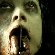 La casa: una paurosa e sanguinosa immagine di Jane Levy tratta dal film