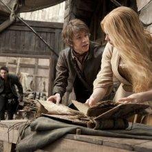 Thomas Mann e Pihla Viitala in Hansel & Gretel - Cacciatori di streghe