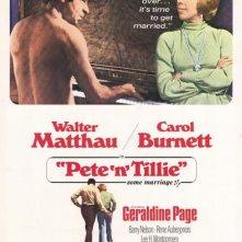 Un Marito per Tillie: la locandina del film