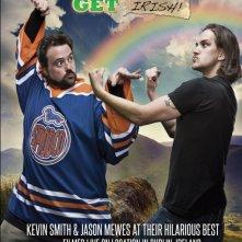 Jay and Silent Bob Get Irish: The Swearing O' the Green: la locandina del film