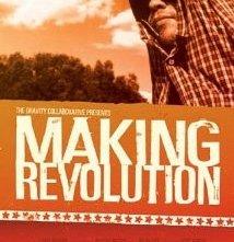 Making Revolution: la locandina del film