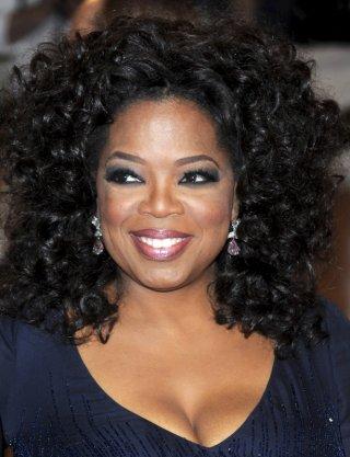 Oprah Winfrey nell'estate 2011