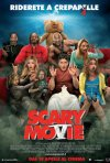 Scary Movie 5: il poster italiano del film