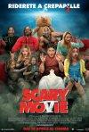Scary Movie 5: il poster italiano del film