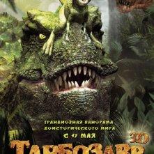 Spotty il dinosauro 3D: il poster russo