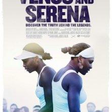 Venus and Serena: la locandina del film