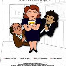 Walter Ego: la locandina del film